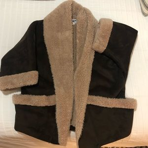 Jolt Jackets & Coats - Faux Fur Jacket